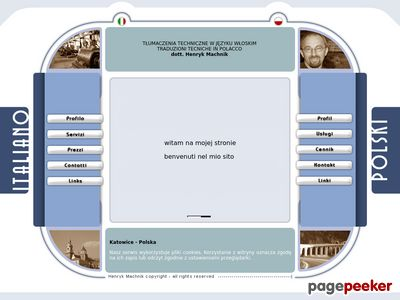 Włoski techniczny - tłumaczenia dla firm w całej Polsce
