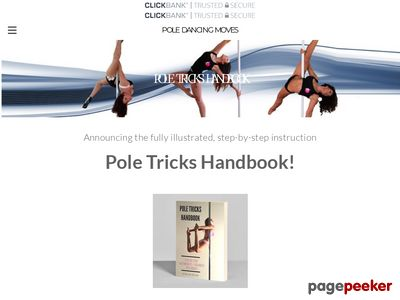 Pole Dancing Moves – Pole Tricks Handbook