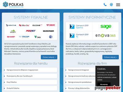 Systemy sprzedaży - Polkas