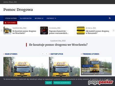 Pomoc drogowa EON Wroclaw