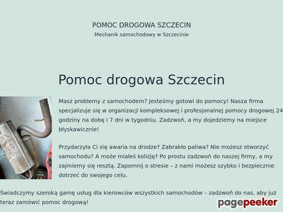 Holowanie Szczecin
