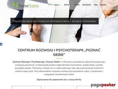 Skuteczna psychoterapia w mieście Poznań
