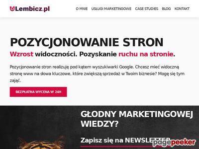 Pozycjonowanie Warszawa