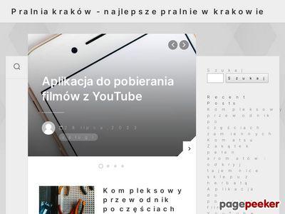 Pralniakrakowska.pl
