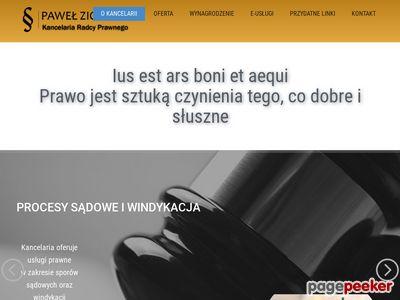 Kancelaria prawna Paweł Ziobro Dębica