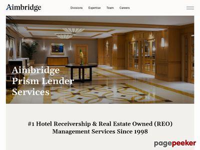 Prism/REMIC Hotels Screenshot
