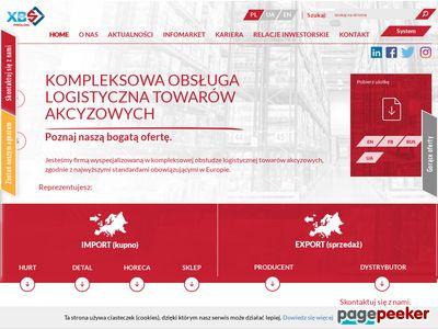Skład celny Warszawa