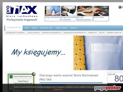 PRO TAX Biuro Rachunkowe