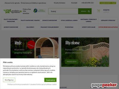 Produkty ogrodowe - PPHU Wojmir