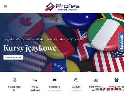 Www.profes.edu.pl - tłumaczenia rosyjski Katowice