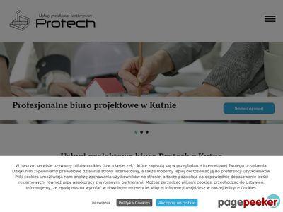 Protech Usługi projektowo-kosztorysowe Anna Tarnowska