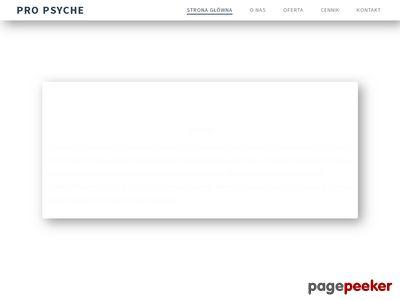 Gabinet psychoterapii Katowice - propsyche.katowice.pl