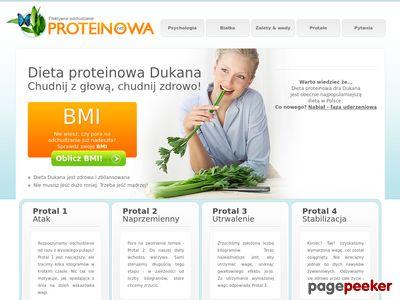 Proteinowa - Chdunij z głową, chudnij zdrowo!