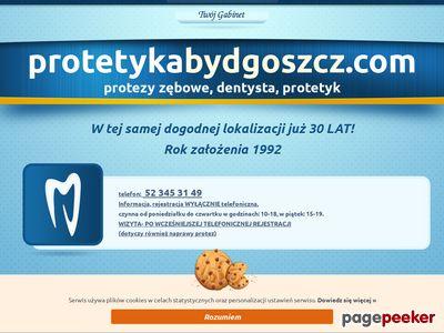 Protetyk, Protetyka, Protezy Bydgoszcz