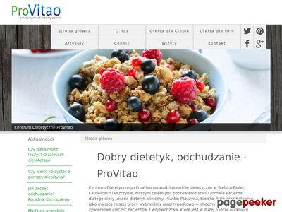 Dietetyk Bielsko Biała