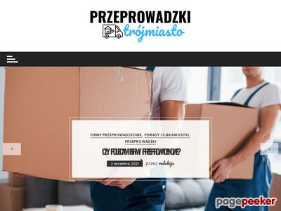 Przeprowadzki Gdańsk