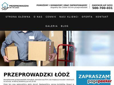 Przeprowadzki Łódź