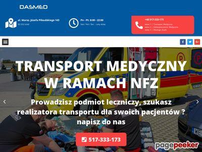 Transport Osób Chorych i Niepełnosprawnych