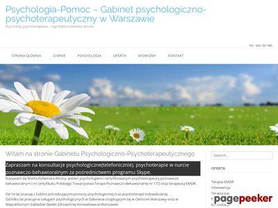 Gabinet psychologiczno-psychoterapeutyczny