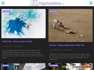 Psychologia, psychoterapia - Psychosfera