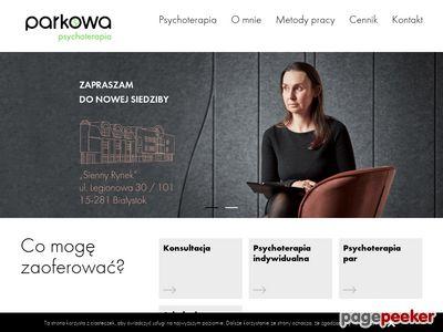 Poradnia psychoterapii Parkowa