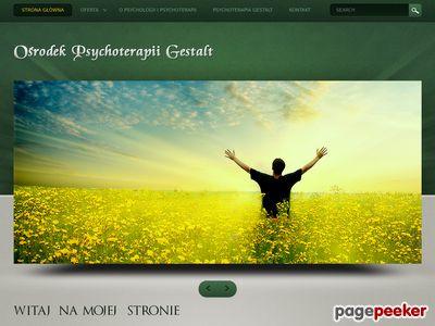 Psycholog Gdynia Psychoterapia Gestalt Gdynia Mateusz Grygiel