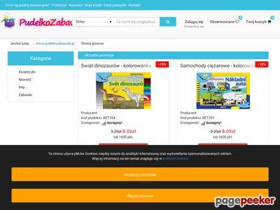 Zabawy dla dzieci - Sklep internetowy