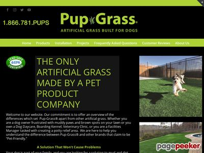 Read more about: Pup-Grass Synthetic Grass Built for Dogs