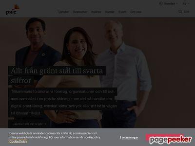 PwC Sverige - http://www.pwc.se