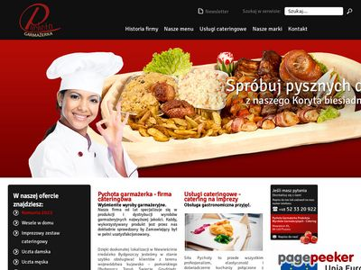 Usługi cateringowe- sprawdź
