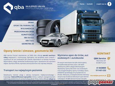 QBA Service