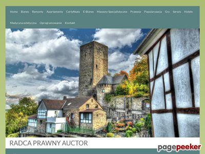 Radcaprawny-auctor.pl