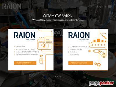 RAION systemy automatyki wielkopolskie