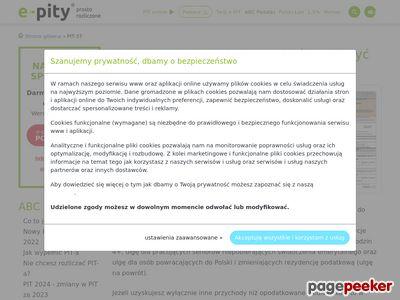 Zofia Rajakowska - doradca podatkowy