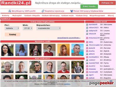 Znajdź miłość w serwisie randkowym Randki24.pl
