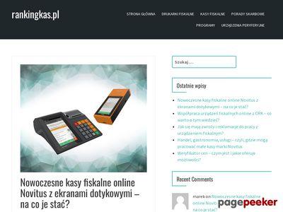 Rankingkas.pl