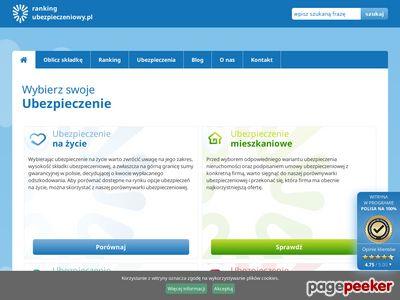 Rankingubezpieczeniowy.pl