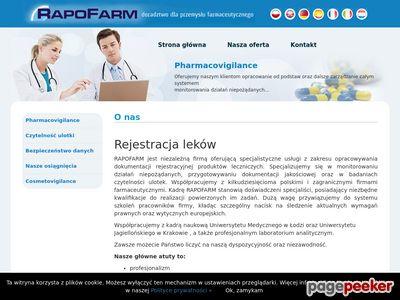 Pharmacoviligance, Badanie czytelności ulotek