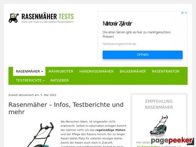 rasenmaeher-tests