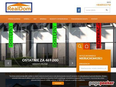 RealDom Nieruchomości biuro nieruchomości Kraków