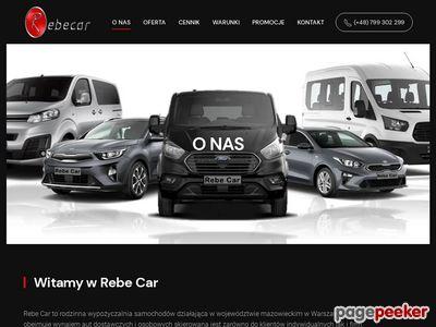 Wypożyczalnia samochodów Lotnisko Modlin – Rebe Car