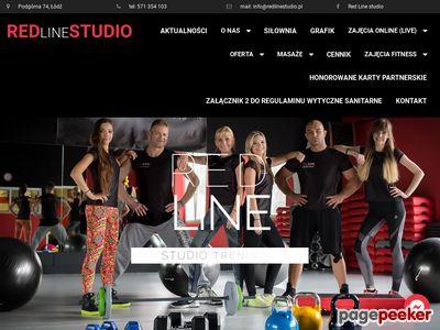 Red Line Studio Treningu