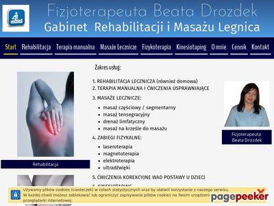 Gabinet rehabilitacji Beata Drozdek