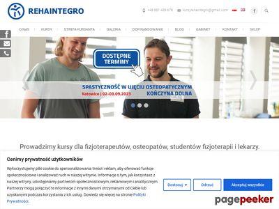 Rehaintegro - gabinet fizjoterapii w Poznaniu