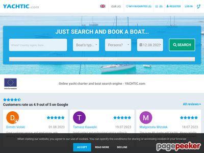 Rejsy-zeglarskie.pl - rejsy stażowe