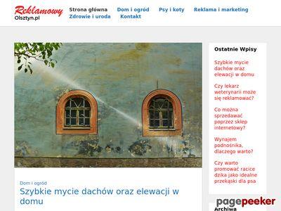 Kolportaż ulotek i gazetek, hostessy - Olsztyn