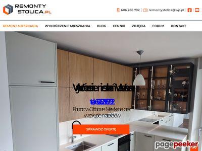 Remonty domów Warszawa