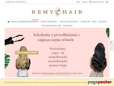 Hurtownia włosów naturalnych