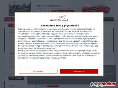 Rent-Car Karoń Salon Samochodowy