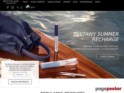 Www.revitalash.com.pl - zadbaj o swoje rzęsy